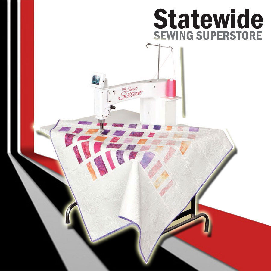 Handi Quilter Sweet Sixteen Statewide Sewing Superstore
