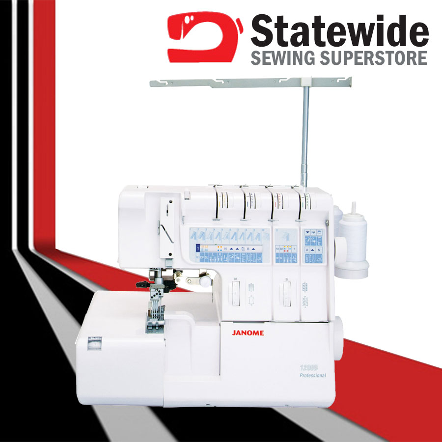 Janome 1200d Professional Statewide Sewing Superstore